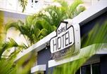 Hôtel Boca Chica - Batey Hotel Boutique-3