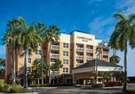 Hôtel Sunny Isles Beach - Courtyard by Marriott Miami Aventura Mall-1