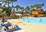 Camping avec Piscine Les Mathes - Capfun - Domaine Le Zephir-1