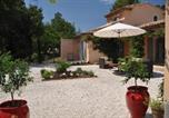 Location vacances Pourrières - Le Clos Geraldy - Charming B&B et Spa-4