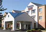 Hôtel Edgerton - Fairfield Inn and Suites Beloit-1