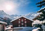 Location vacances Saas-Fee - Haus Alpenglück-3