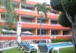 Hôtel Cuernavaca - Hotel Real del Sol-4
