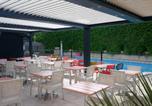 Hôtel Fontanil-Cornillon - Logis Le Relais de Sassenage-2