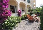 Location vacances Roses - Golf-Apartamento con jardín y parking cerca del mar en Roses-1