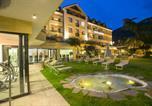 Hôtel Bressanone - Alpine City Wellness Hotel Dominik-1