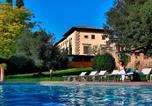 Hôtel Toscane - Hotel Villa San Lucchese