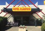 Hôtel Languedoc-Roussillon - Hotel Class'Eco Carcassonne-1
