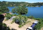 Camping avec Site nature Entraygues-sur-Truyère - Camping du Viaduc-1