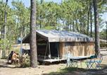 Camping avec Hébergements insolites Vielle-Saint-Girons - Huttopia Landes Sud-2