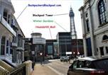 Hôtel Royaume-Uni - Backpackers Blackpool - Family friendly - 2 nights minimum stay-3
