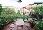 Location vacances Hanoï - Ciel Jardin Old Quarter Indochina Antique Villa-3