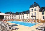Hôtel Larmor-Baden - Résidence Prestige Odalys Le Château de Kergonano-1