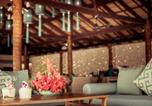 Villages vacances Samui - Beachfront Resort Villa Baan Orchid 2br-3