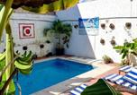 Hôtel Mexique - Grand Hostal Playa-2