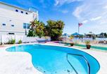 Location vacances Belleair Beach - Waterfront Harbor Drive Villa-1