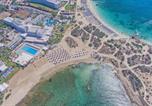 Hôtel Larnaca - Dome Beach Hotel & Resort-1