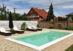 Location vacances Balatonkeresztúr - Villa Maximilian-4