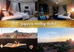 Hôtel Uçhisar - Pigeon Valley Hotel-2