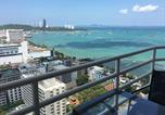 Location vacances Pattaya - Beach Road Luxury Studio-4