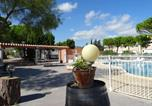 Camping avec WIFI Latour-de-France - Camping International du Roussillon-1