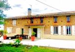 Location vacances  Haute-Garonne - Studio in Saint Jory with shared pool enclosed garden and Wifi 180 km from the beach-2