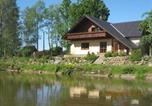 Location vacances Krasná Lipa - Chalupa Zlate Pisky-1