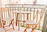 Location vacances Manresa - Urban Manresa - Apartament cèntric amb balcó-3