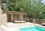 Location vacances Villetelle - Maison À St Christol-2
