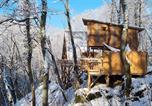 Camping avec Piscine Lourdes - Sites et Paysages La Forêt-1