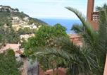 Location vacances Begur - Begur Holiday Home Sleeps 7 with Pool Air Con and Wifi-1