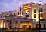 Hôtel Lawrence - Hampton Inn and Suites Indianapolis-Fishers-1
