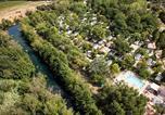 Camping avec Piscine Nages - Homair - Camping Le Val de Cesse-1