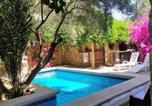 Hôtel Orihuela - Alojamientos La Casa de Piedra-1