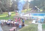 Camping avec Piscine couverte / chauffée Salignac-Eyvigues - Camping Le Vianon-3