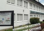 Hôtel Willich - Hotel Hubertus Hamacher-4