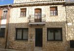 Location vacances Peñaranda de Duero - Casa Rural Baco-4