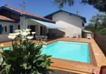 Location vacances Bord de mer de Bidart - Villa Rue Maurice Pierre-1