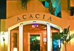 Hôtel Porto Rico - Acacia Boutique Hotel-3
