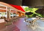 Hôtel Villy-le-Pelloux - Hotel Novel Restaurant La Mamma-2