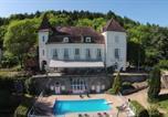 Hôtel Saulieu - Chateau de Vareilles-1