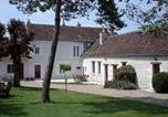 Hôtel Saint-Ouen-les-Vignes - La Haute Traversiere