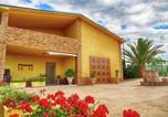 Location vacances  Province de Campobasso - Wonderful villa with private swimming pool, near the sea-2