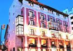 Hôtel Banyalbufar - Hotel Continental Palma-2