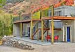 Location vacances Pocatello - Central Lava Hot Springs Studio with Deck and Views!-2