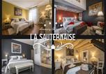 Hôtel Barsac - La Sauternaise, luxury Boutique B&B-1