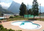 Camping avec Piscine Lathuile - Camping Les locations de Mobil-homes Chevrot Loisirs-2