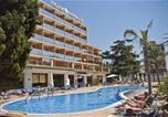 Hôtel Calella - Hotel Bon Repòs-1