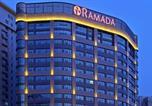 Hôtel Changzhou - Ramada Changzhou North Hotel-1