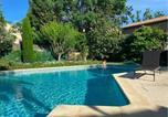 Location vacances Narbonne - Villa privée indépendante et Luxueuse au calme-4
